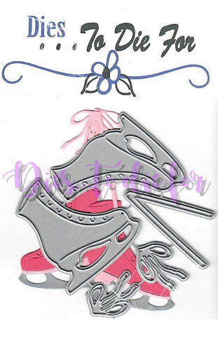 Dies ... to die for metal cutting die - Ice Skate