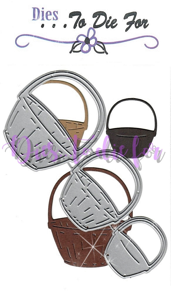 Dies ... to die for metal cutting die - Basket trio