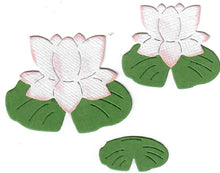 Load image into Gallery viewer, Dies ... to die for metal cutting die - Lily pad and water lily