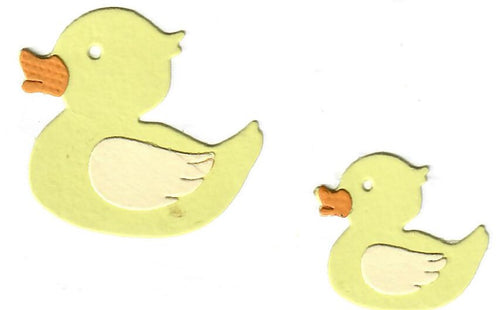 Dies ... to die for metal cutting die - Rubber Ducky - Duck