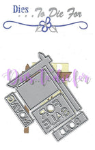 Load image into Gallery viewer, Dies ... to die for metal cutting die - For Sale Sign