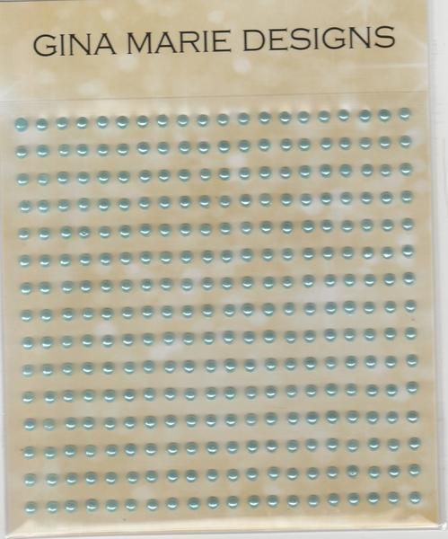 Gina Marie Pearls - 300 pc. - Baby Blue