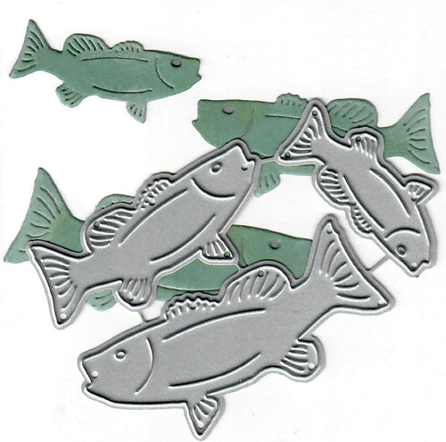 Dies ... to die for metal cutting die - Fish - Bass