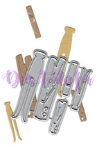 Load image into Gallery viewer, Dies ... to die for metal cutting die - Clothes pins