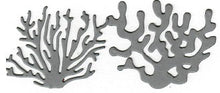 Load image into Gallery viewer, Dies ... to die for metal cutting die - Coral - Ocean life