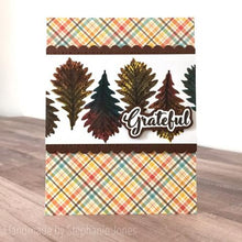 Load image into Gallery viewer, Gina Marie Clear stamp set - Fall leaves