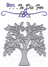 Load image into Gallery viewer, Dies ... to die for metal cutting die - Summer / Family tree