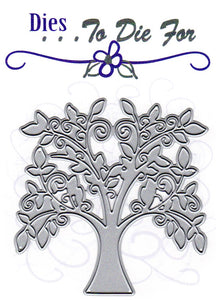 Dies ... to die for metal cutting die - Summer / Family tree
