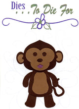 Load image into Gallery viewer, Dies ... to die for metal cutting die - Build - A - Monkey