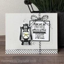 Load image into Gallery viewer, Gina Marie Clear stamp set - Lantern layered