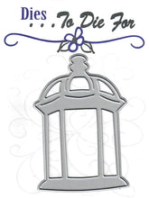 Load image into Gallery viewer, Dies ... to die for metal cutting die - Round Dome Lantern