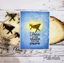 Load image into Gallery viewer, Gina Marie Clear stamp set - Layered manger