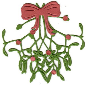 Dies ... to die for metal cutting die - Mistletoe