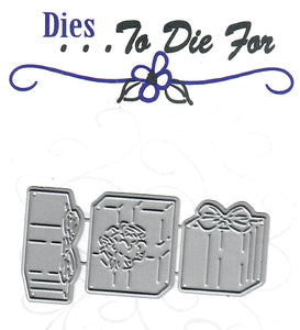 Dies ... to die for metal cutting die - Present trio small