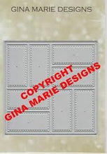 Load image into Gallery viewer, Gina Marie Metal cutting die - Quilt 6 - #6