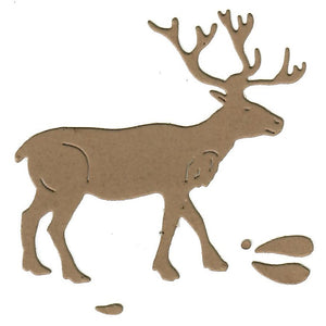Dies ... to die for metal cutting die - Reindeer / Caribou