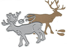 Load image into Gallery viewer, Dies ... to die for metal cutting die - Reindeer / Caribou