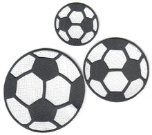 Load image into Gallery viewer, Dies ... to die for metal cutting die - Soccer balls