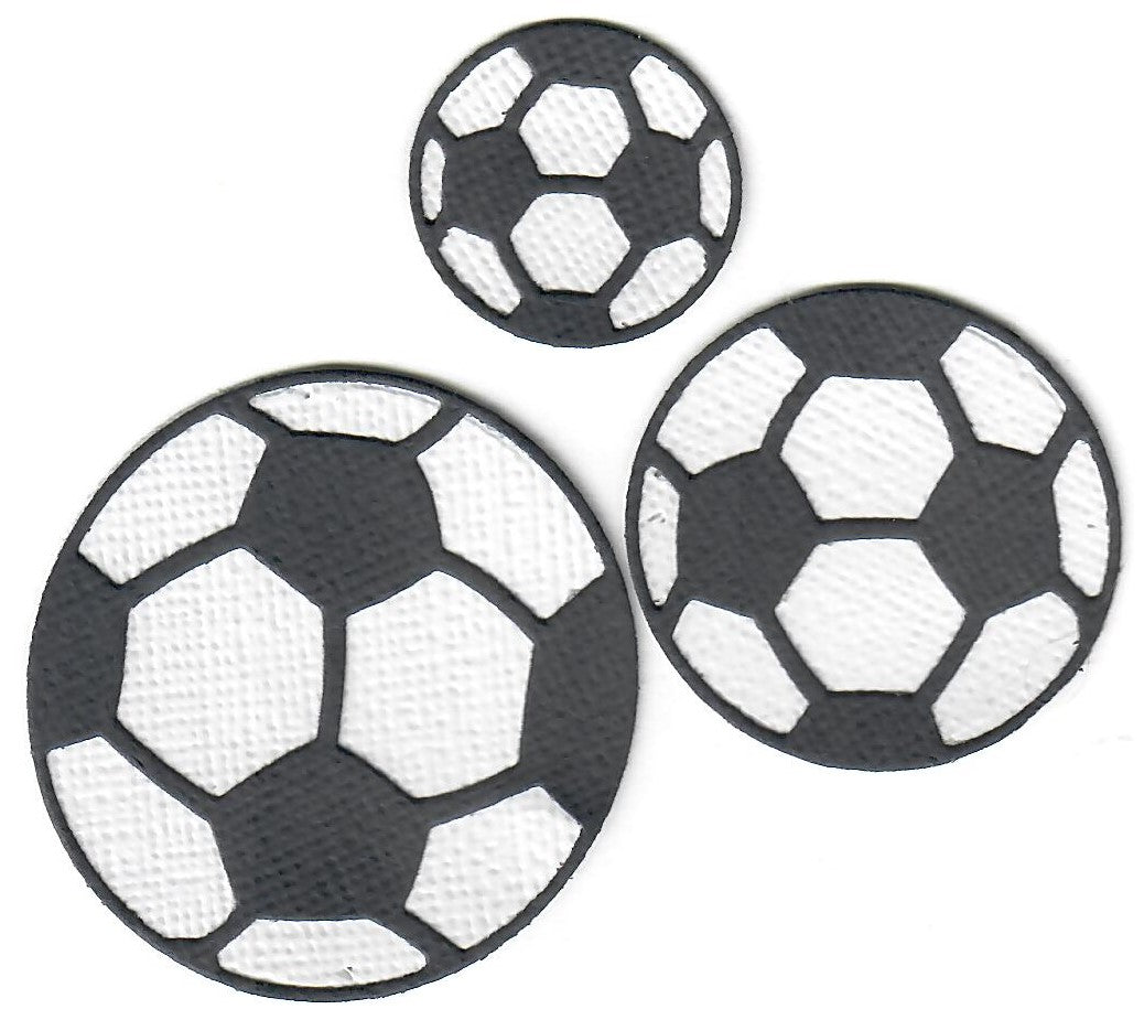 Dies ... to die for metal cutting die - Soccer balls