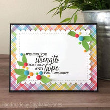 Load image into Gallery viewer, Gina Marie Clear stamp set - Sympathy sentiments