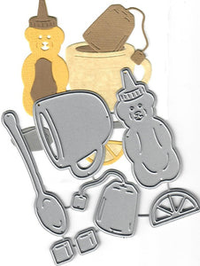 Dies ... to die for metal cutting die - Tea set