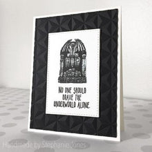Load image into Gallery viewer, Gina Marie Clear stamp set - Tombstone