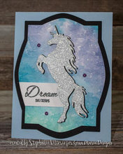 Load image into Gallery viewer, Gina Marie Metal cutting die - Unicorn