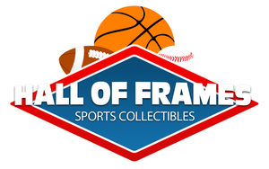 Hall Of Frames Sports Collectibles