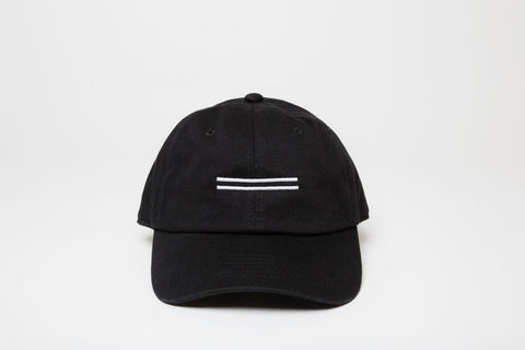 Equality Black Dad Hat