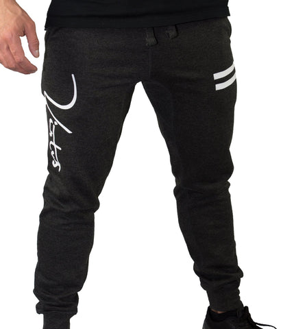 Virtus Signature Joggers - Charcoal Grey