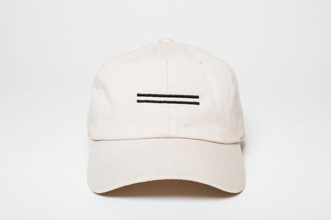 Equality Biege Dad Hat