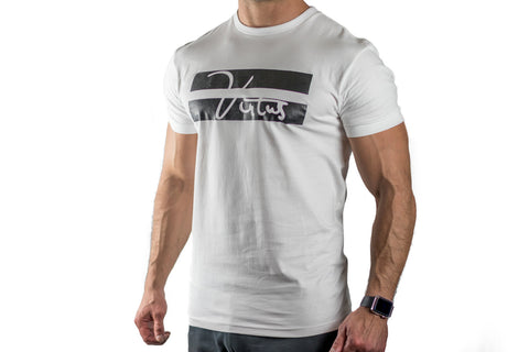 White Virtus Equality T-Shirt