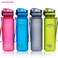 Sport Water Bottle Protein Shaker