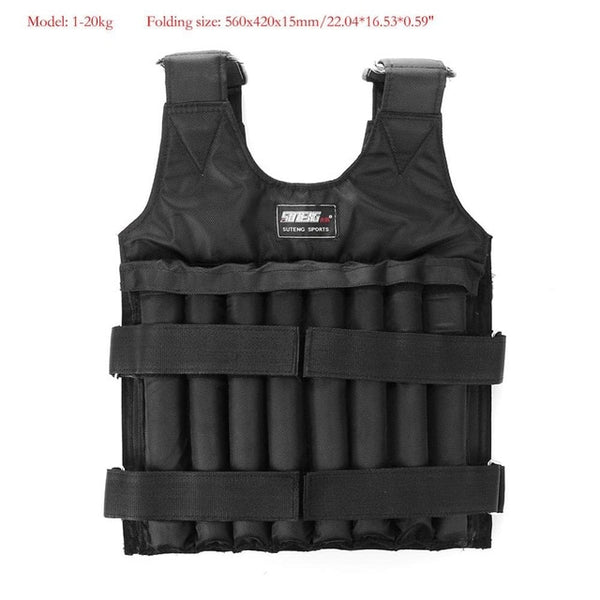 Loading Weighted Vest Jacket