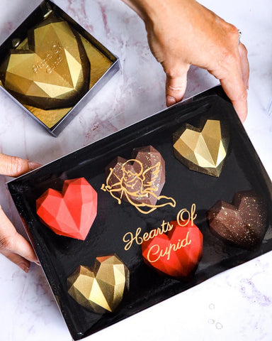 beautifully boxed luxurious dessert boxed sydney
