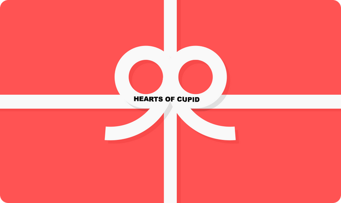 Hearts of Cupid Gift Card