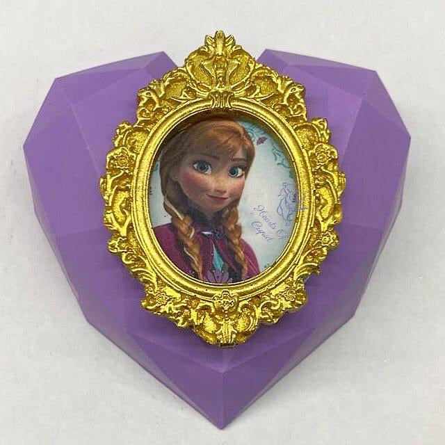 Disney heart - Princess Anna