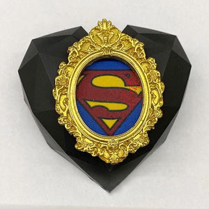 Marvel heart - Superman