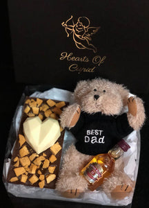 Father's Day box (honeycomb)