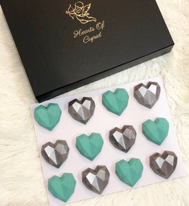 Tiffany Theme (Box of 12)