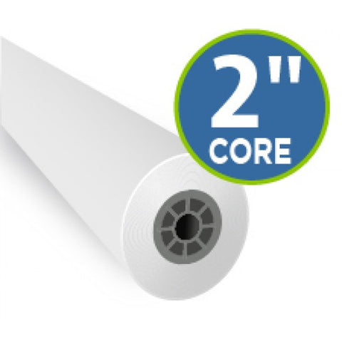 "8 Mil Adhesive Satin Microporous Photo Paper - 60"" X 100' Roll; 1 roll per package"