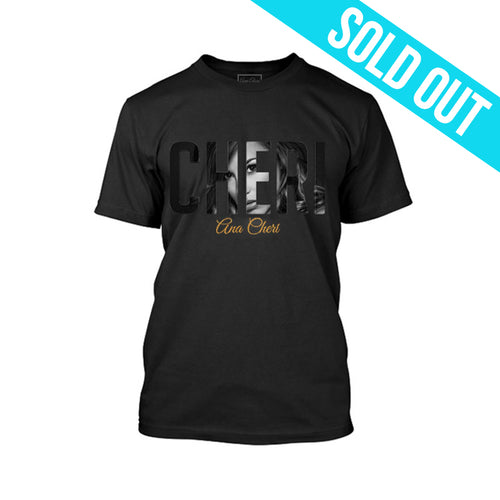 Ana Cheri Limited Edition Gold Tshirt