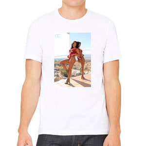 "Limited Edition - White Full-Color ""Mirror"" Tshirt"