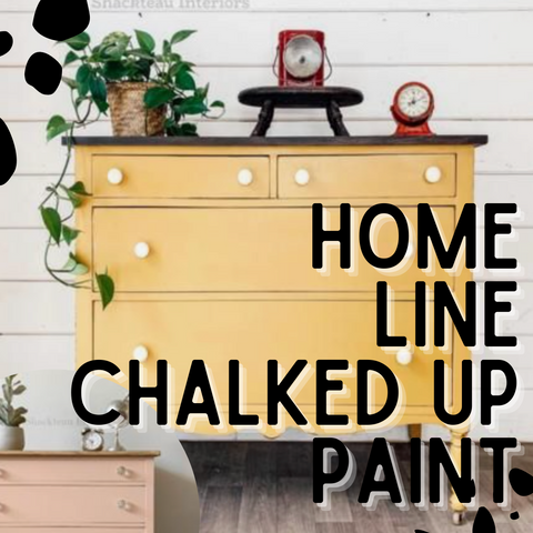 NEW Paint + Stain Home Line