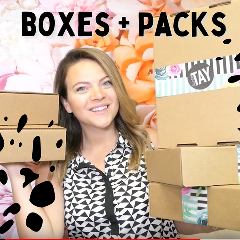 Packs + Boxes