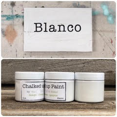 Creative Sister Chalked Up Paint - Blanco - Large