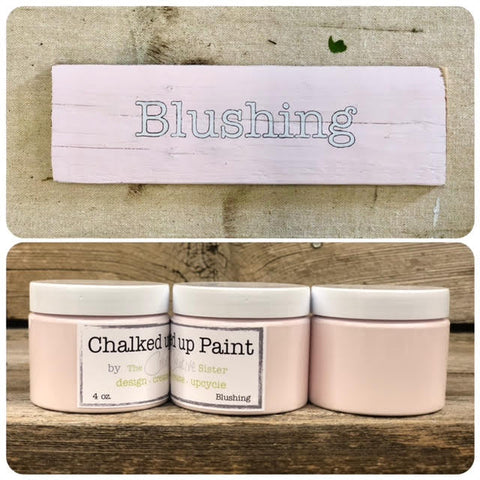 HOME LINE - Creative Sister Chalked Up Paint + Stain in One - Blushing