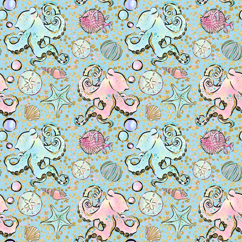 Bubble Life Patterned HTV 12x12