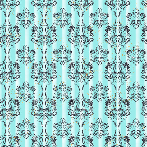 Royal Wallpaper Patterned HTV 12x12