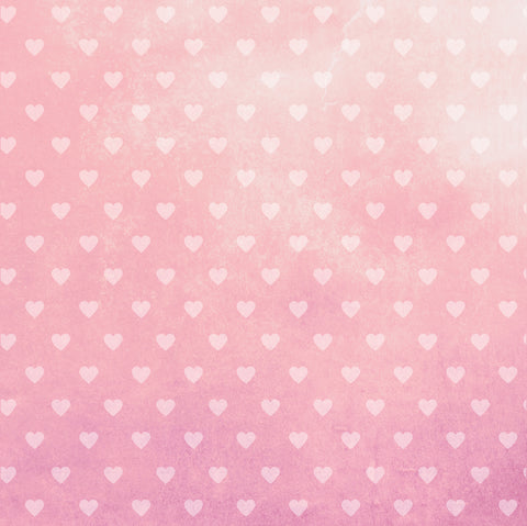 Heart on Your Sleeve Patterned Adhesive Vinyl 12x12